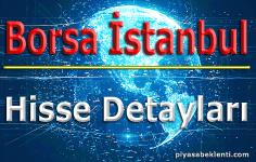 Borsa İstanbul Hisse Detayları  – Tüm Hisseler