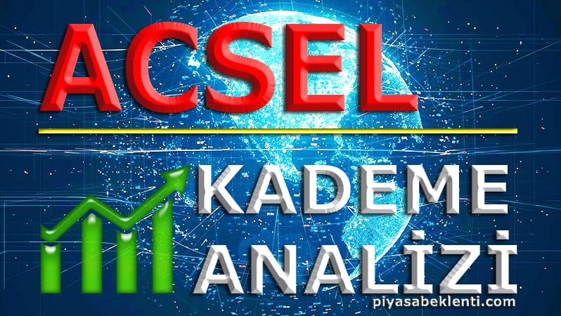 ACSEL Kademe Analizi