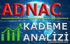 ADNAC Kademe Analizi