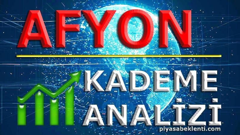 AFYON Kademe Analizi