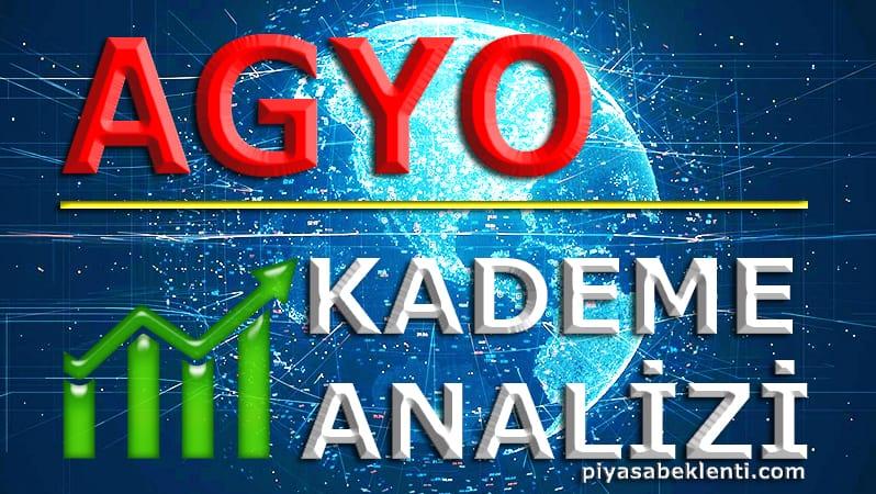 AGYO Kademe Analizi