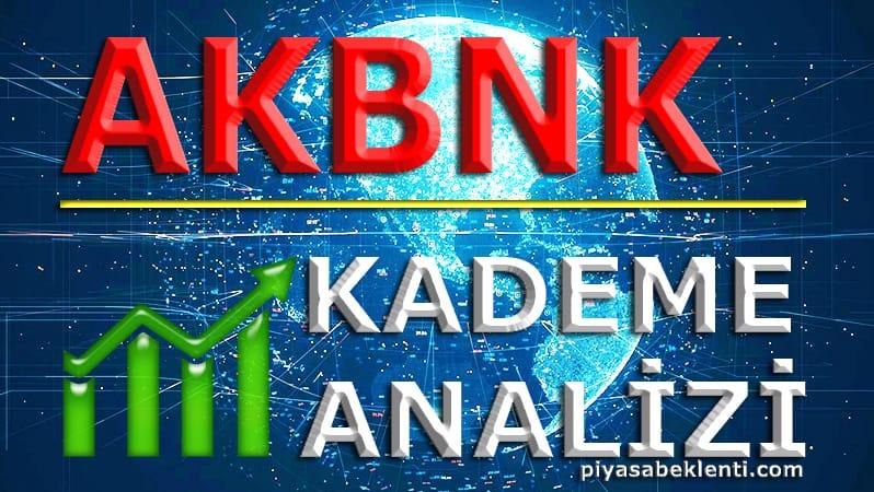 AKBNK Kademe Analizi