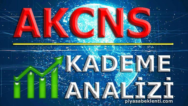 AKCNS Kademe Analizi