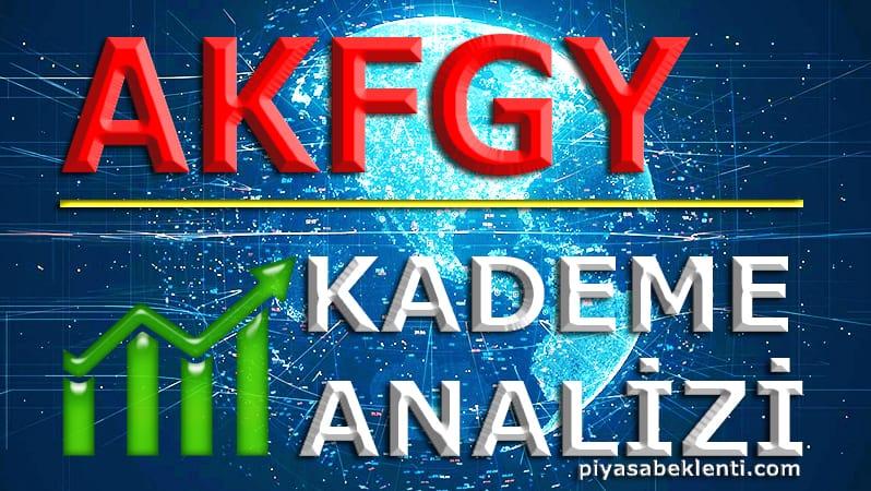 AKFGY Kademe Analizi