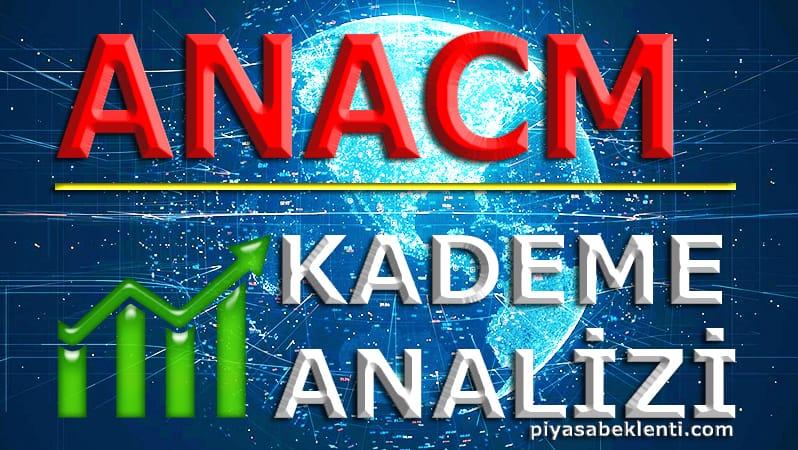 ANACM Kademe Analizi