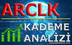 ARCLK Kademe Analizi