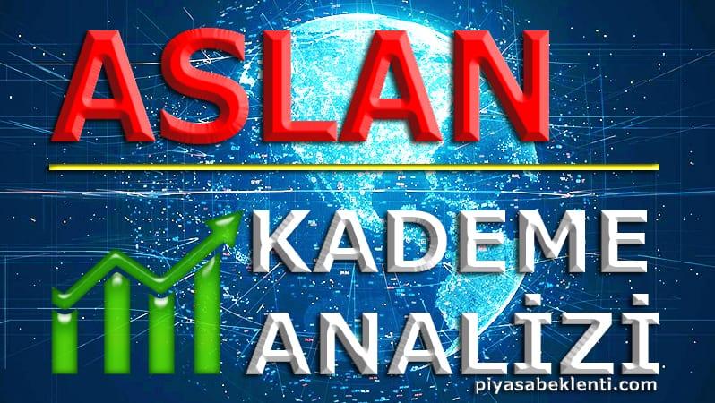 ASLAN Kademe Analizi