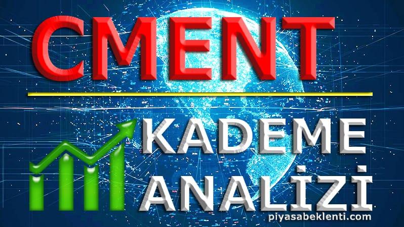 CMENT Kademe Analizi