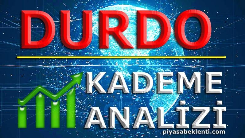DURDO Kademe Analizi