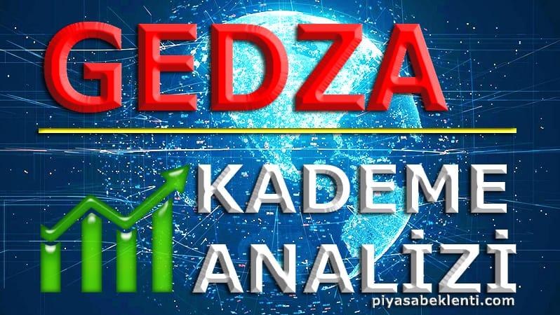 GEDZA Kademe Analizi