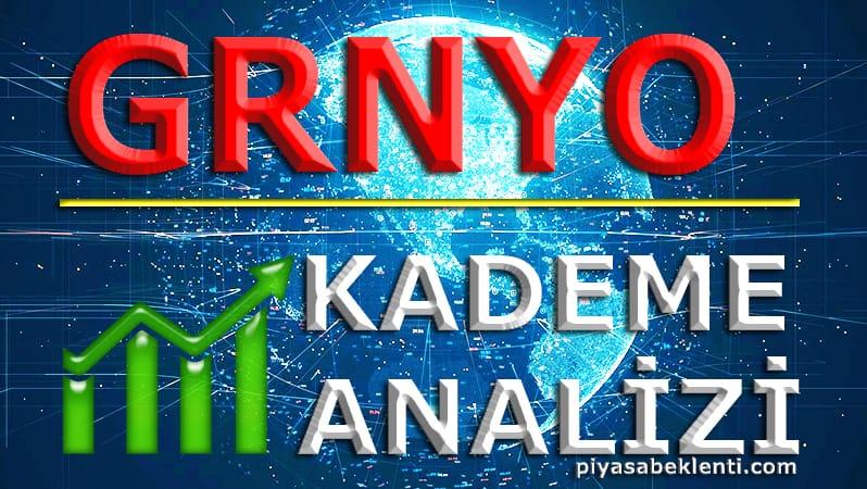 GRNYO Kademe Analizi
