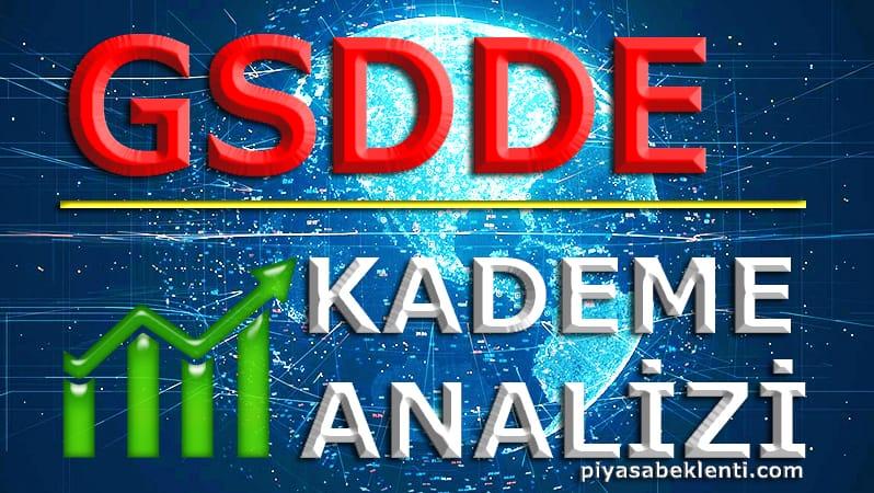 GSDDE Kademe Analizi