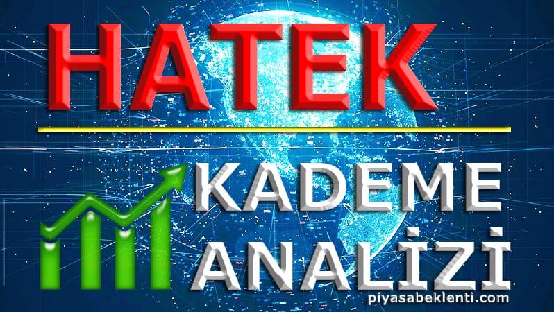 HATEK Kademe Analizi
