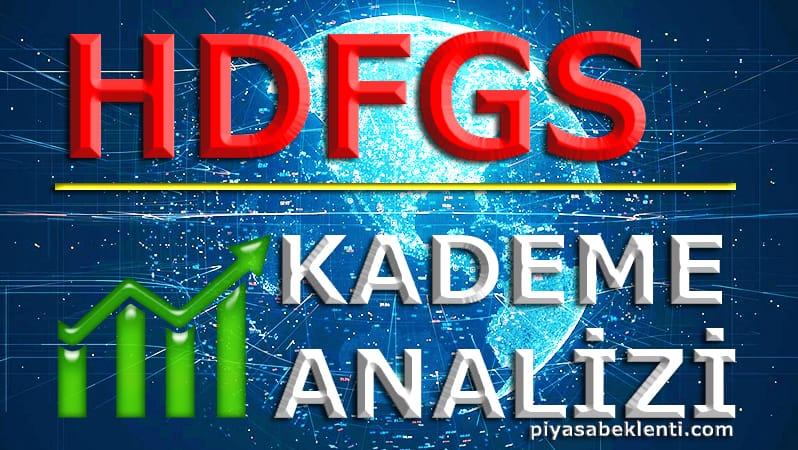 HDFGS Kademe Analizi