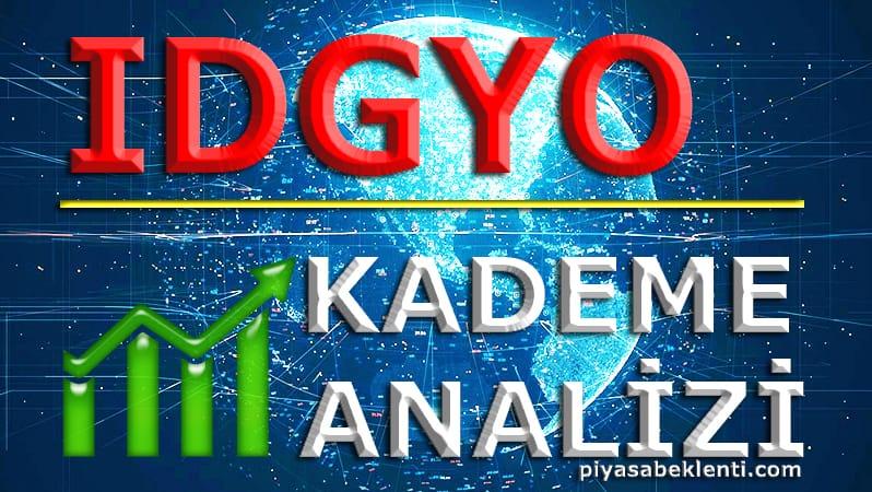 IDGYO Kademe Analizi