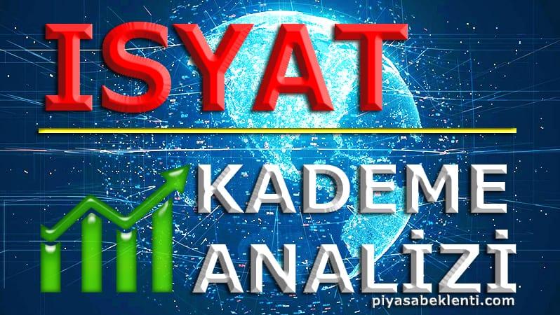 ISYAT Kademe Analizi