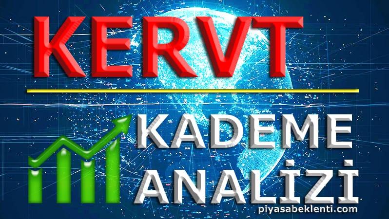 KERVT Kademe Analizi