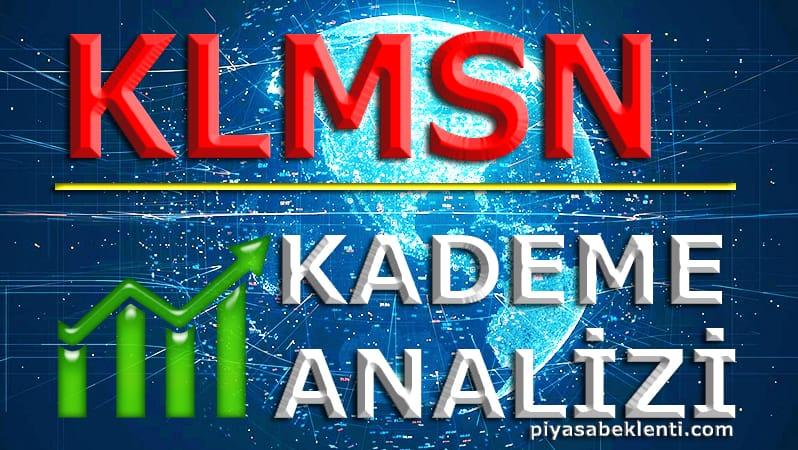 KLMSN Kademe Analizi