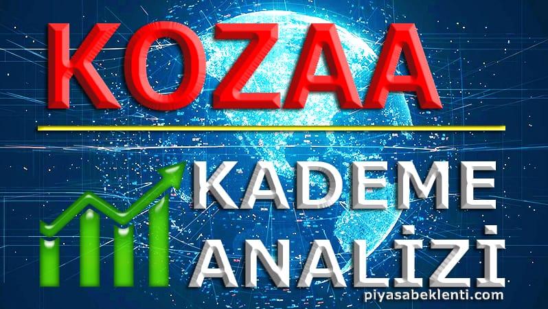 KOZAA Kademe Analizi