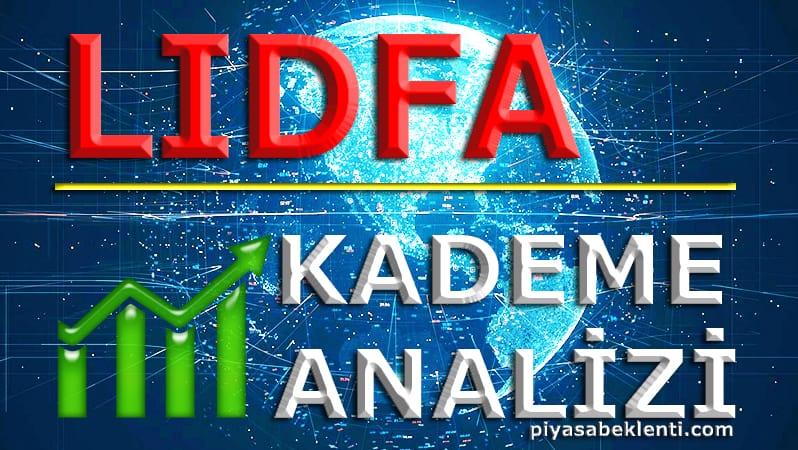 LIDFA Kademe Analizi