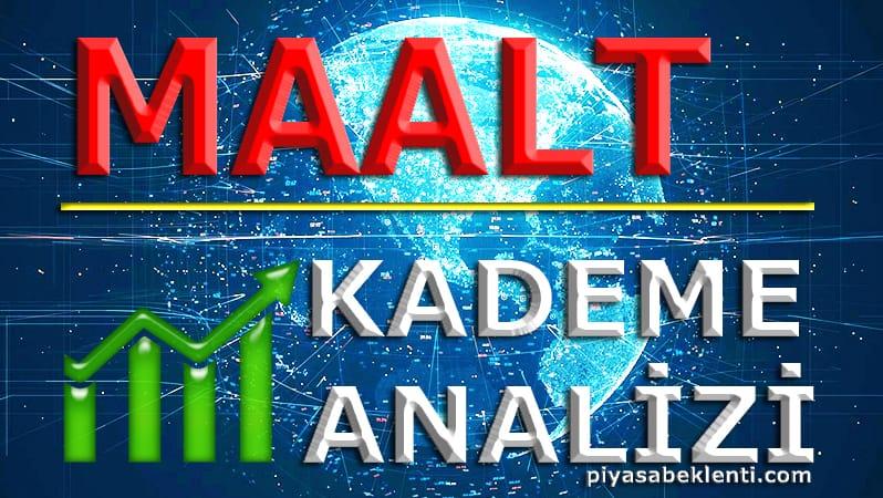 MAALT Kademe Analizi