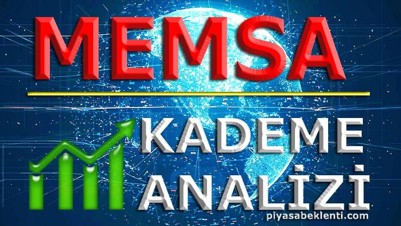 MEMSA Kademe Analizi