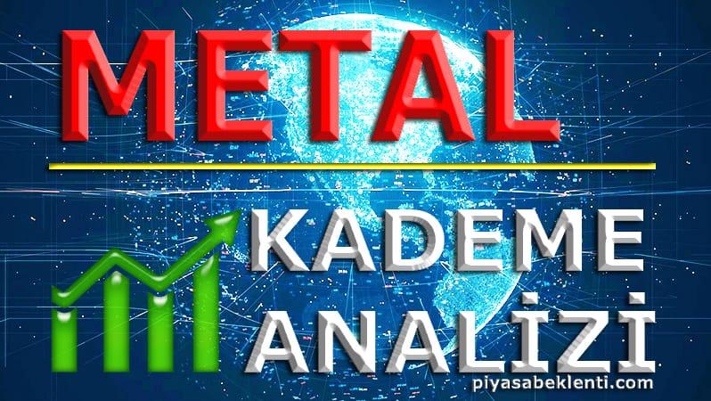 METAL Kademe Analizi