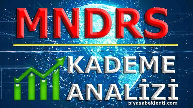 MNDRS Kademe Analizi