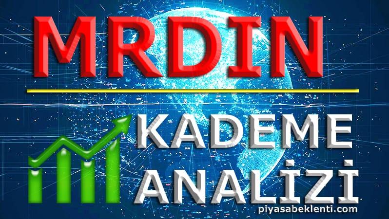 MRDIN Kademe Analizi