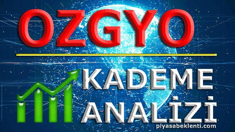 OZGYO Kademe Analizi