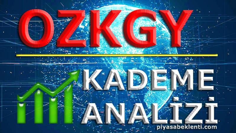 OZKGY Kademe Analizi