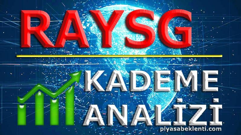 RAYSG Kademe Analizi