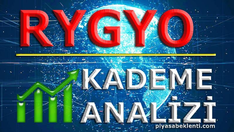 RYGYO Kademe Analizi