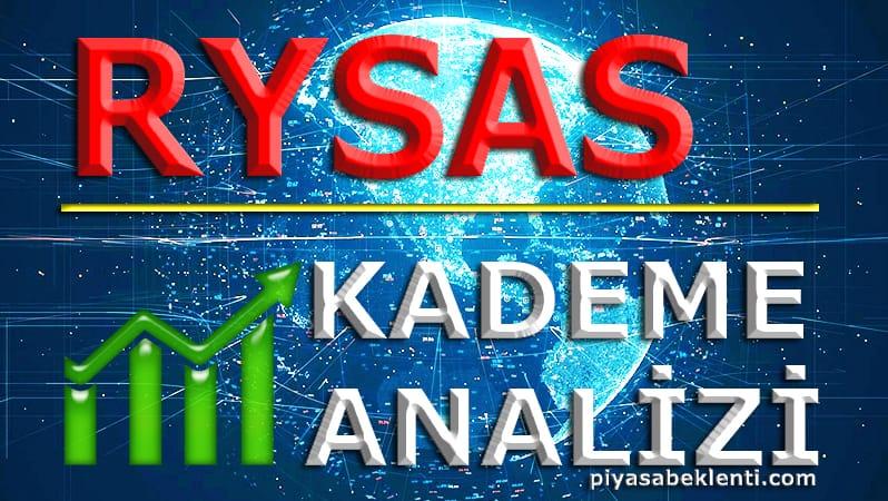 RYSAS Kademe Analizi