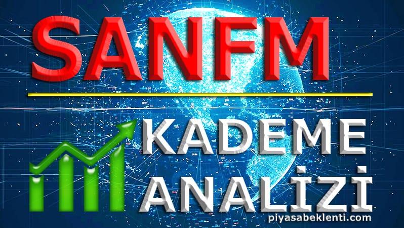 SANFM Kademe Analizi