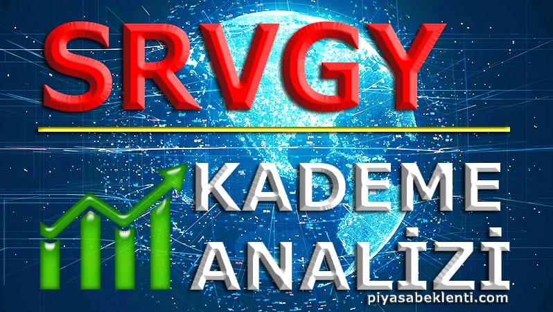 SRVGY Kademe Analizi