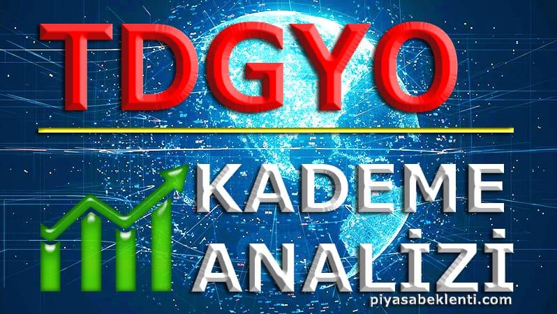 TDGYO Kademe Analizi