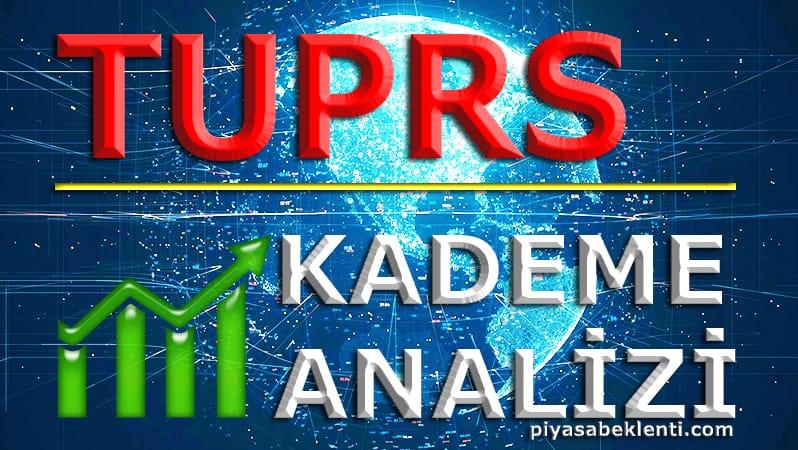 TUPRS Kademe Analizi