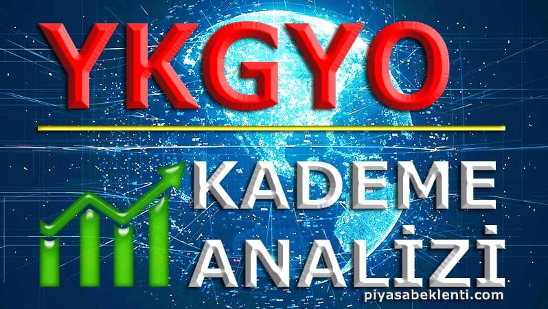 YKGYO Kademe Analizi