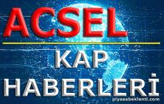 Kap Haberleri ACSEL