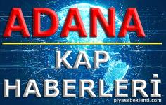Kap Haberleri ADANA