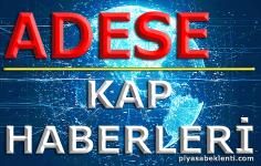 Kap Haberleri ADESE
