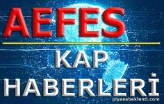 Kap Haberleri AEFES